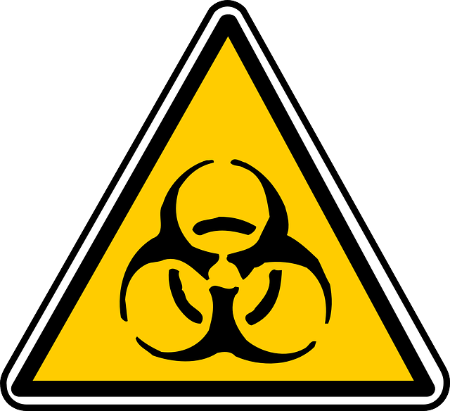 Biohazard image par clker free vector images de pixabay