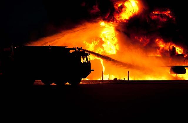 Incendie image pardavid mark de pixabay