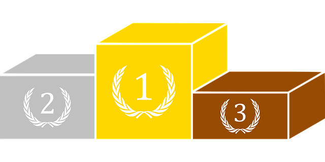 Podium image by micha jamro from pixabay